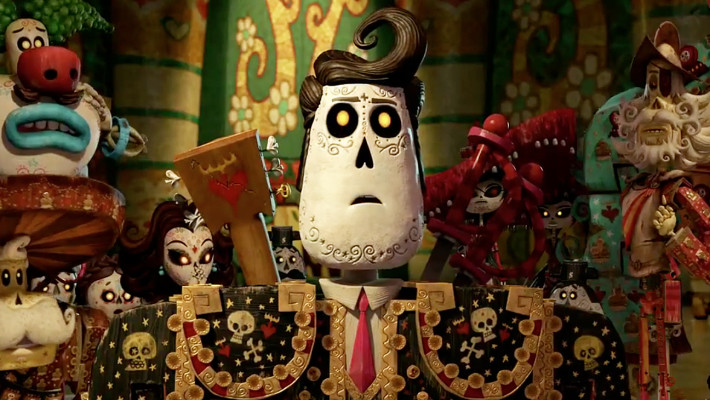 The Book of Life – Show Reel